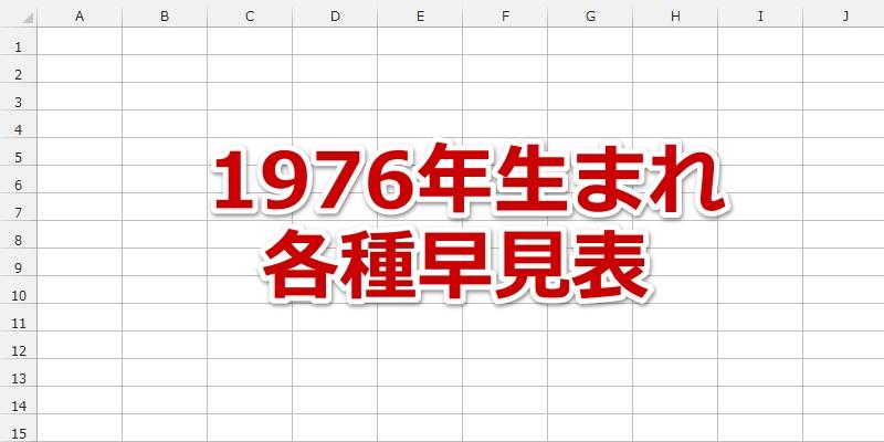 生まれ 1976 年齢 年